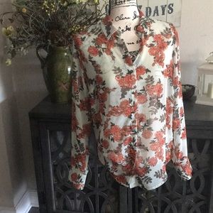 A New Day blouse. NWT